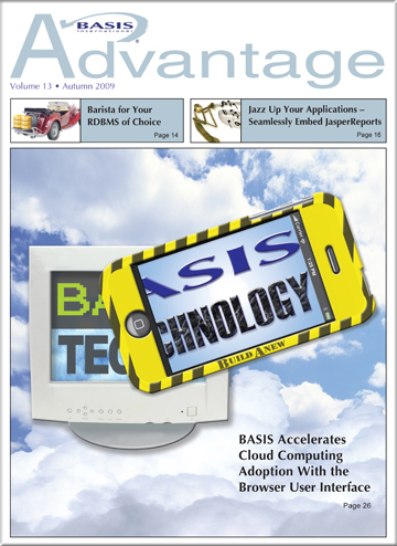 BASIS Advantage Magazine - 2009