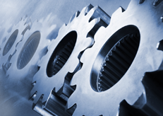 Manufacturing image - gears